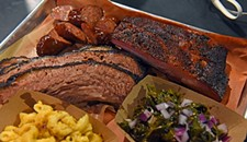 ZZQ's Barbecue Named Best in State By Food and Wine Magazine