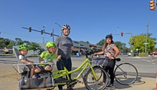 Speed Bump: Citing unanswered questions, council members aim to hit the brakes on a two-wheeler addition.
