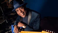 Buddy Guy at the Carpenter Theatre at Dominion Energy Center