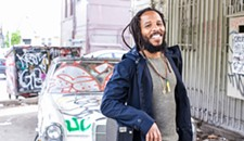Ziggy Marley and Steel Pulse at Innsbrook After Hours
