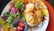 REVIEW: A brunch-centric menu makes SB's Lakeside Love Shack worth going out of your way