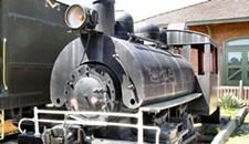 Richmond Train Day 2018 at the Richmond Railroad Museum