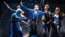 """Virginia Rep makes a valiant effort with the remarkable """"Curious Incident of the Dog in the Night-Time"""""""
