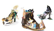 Shoe Fetish: Artemis Gallery reaches out to artists to recycle shoes for an exhibit