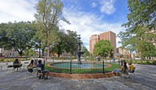 Opinion: With the reopening of Monroe Park, a promising public space emerges