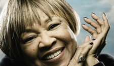 Most likely to draw a huge crowd: Mavis Staples