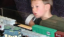 The 41st Annual Model Railroad Show at Science Museum of Virginia