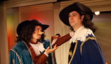 "Swift Creek Mill's ""Cyrano de Bergerac"" is lively, entertaining theater"