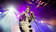 Puddles Pity Party at the Carpenter Theatre