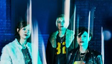 Ex Hex, Moaning and Positive No at the Richmond Music Hall at Capital Ale House