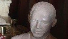 Bust of President Barack Obama is missing from Williamsburg farm