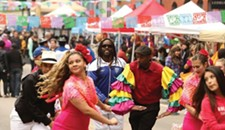 Que Pasa Festival at the Canal Walk