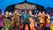 """Something Rotten"" at Altria Theater"