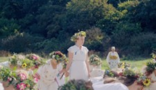"REVIEW: The sunny horror film ""Midsommar"" is a weird mixture of high-toned art and pulp"
