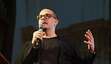 American Civil Liberties Union of Virginia's 50th anniversary Celebration with activist Shaun King at ICA
