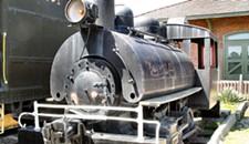 Richmond Train Day at the Richmond Railroad Museum