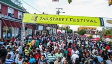 2nd Street Festival in Jackson Ward
