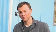 Author Matthew Desmond at VCU's Stuart C. Siegel Center