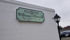 Williams & Sherrill Going Out Of Business Sale This Friday, Oct. 18