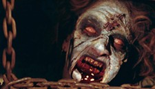 """""""The Evil Dead"""" at the Byrd Theatre"""