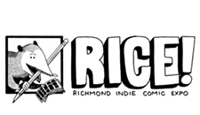 First Annual Richmond Indie Comic Expo at VCU's James Branch Cabell Library