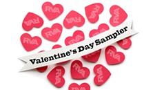 Valentine's Day Sampler
