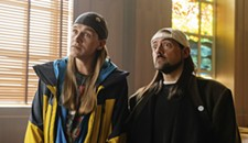 Jay and Silent Bob Reboot Roadshow with Kevin Smith at the National