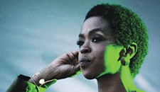 Ms. Lauryn Hill and Seinabo Sey at Carpenter Theatre