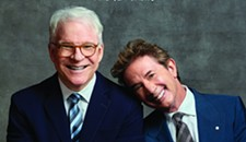 Steve Martin and Martin Short Returning to Richmond