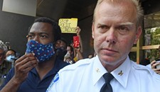 Police chief quits