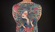 "Event Pick: ""Japanese Tattoo: Perseverance, Art, and Tradition"" at the VMFA"