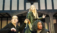 "REVIEW: Quill Theatre's ""Hamlet"""
