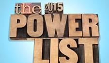 The 2015 Power List