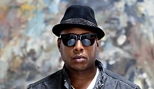 Event Pick: Talib Kweli, Niko Is, K Valentine and Chance Fischer at the Broadberry
