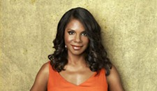 Audra McDonald at the Carpenter Theatre at Richmond CenterStage