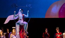 "Preview: Virginia Opera's ""Orpheus in the Underworld"" Features Bored Gods and Blackmail"
