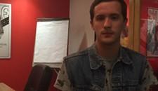Local Evan McKeel Sings D'Angelo at Style Office