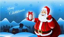 On Richmond Radio, Christmas Comes Today