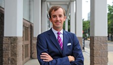 Preston Lloyd, 33: Lawyer and Associate at Williams Mullen