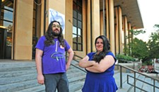 Will Blanton, 30 and Lauren Vincelli, 31: Co-Founders of RVA Game Jams