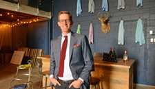 Peyton Jenkins, 34: Co-Founder and President of Alton Lane