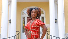 Evandra Catherine, 32: Director of Community Engagement for the Department of African-American Studies, at Virginia Commonwealth University