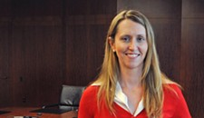 Christy Kiely, 39: Counsel at Hunton & Williams