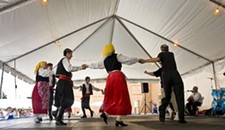Event Pick: The Mini Greek Festival