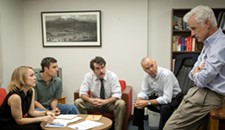 "Movie Review: ""Spotlight"" Transcends Genre to Offer a Testament to Truth"