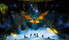 "PREVIEW: ""Toruk - The First Flight"" this Friday at Altria"