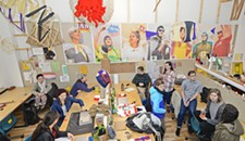 Mob Wild: How One VCU Class is Helping Humanize and Change the Face of Richmond Design