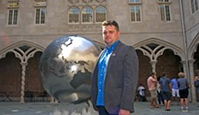 Cold War Kid: A Richmond Professor Examines the Geopolitics of Maps