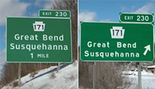 Virginia Highway Signs Are Getting a New Old Font