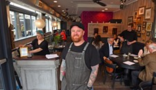 Food Review: Chef Owen Lane's New Vagabond Puts Him On a Larger Stage